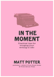 In the Moment front cover